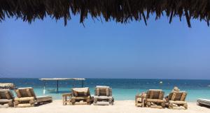 Ein Karibiktraum: Hotel Punta Faro auf Múcura Island (Archipelo de San Bernado)
