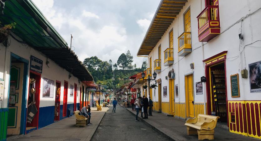 Top 5 Aktivitäten in Salento (Zona Cafetera, Kolumbien)
