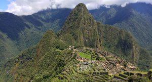 Tagestrip mit dem Zug zu Machu Picchu, Peru